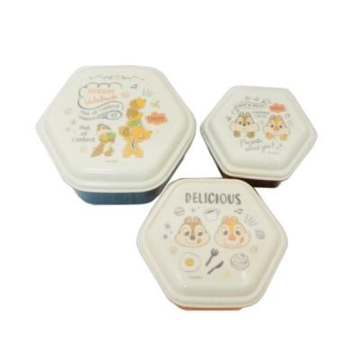 食品 保存容器 カフェボード ディズニー 日本製 チップ&デール キャラクター グッズ スケーター 450ml 180ml