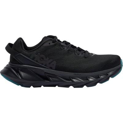 ホカ オネオネ HOKA ONE ONE レディース ランニング・ウォーキング シューズ・靴 Elevon 2 Black/Dark Shadow