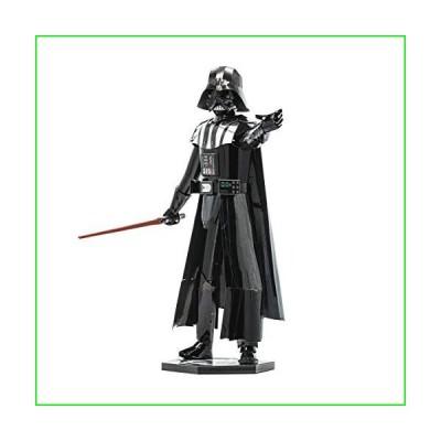 Metal Earth Fascinations Premium Series Star Wars Darth Vader 3D Metal Model Kit【並行輸入品】