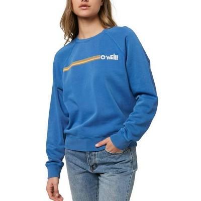 オニール レディース パーカー・スウェット アウター O'Neill Women's Seaspray Fleece Pullover