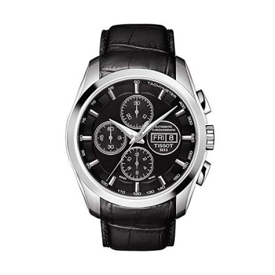 Tissot Couturierクロノグラフ自動メンズ時計t035.614.16.051.02 海外取寄せ商品