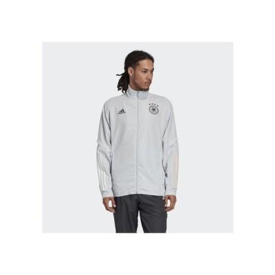 アディダス ジャケット&ブルゾン メンズ アウター DEUTSCHLAND DFB PRSENTATIONSJACKE - Training jacket - grey