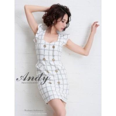 Andy ドレス AN-OK2181 ワンピース ミニドレス andyドレス アンディドレス クラブ キャバ ドレス パーティードレス