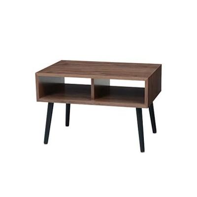 ローテーブル 幅60cm(ブラウン)