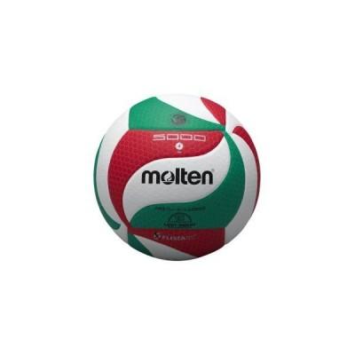 モルテン 検定球 フリスタテック 軽量バレーボール5000 4号球 V4M5000L