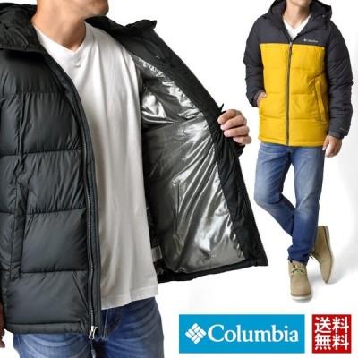 Columbia コロンビア 中綿ジャケット パイクレイクフードジャケット 防寒 キャンプ セール