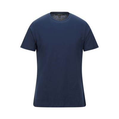 DONVICH T シャツ ブルー 52 コットン 100% T シャツ