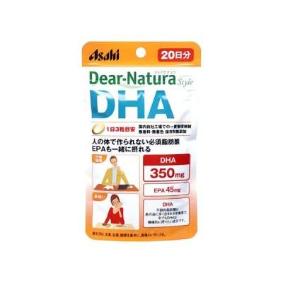 アサヒ ディアナチュラ スタイル DHA 20日分 (60粒) ※軽減税率対象商品