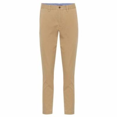 ラルフ ローレン Polo Ralph Lauren レディース ボトムス・パンツ チノパン Stretch-cotton chino pants luxury tan