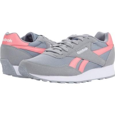リーボック Reebok レディース ランニング・ウォーキング シューズ・靴 Rewind Run Cold Grey/Victory Pink/White