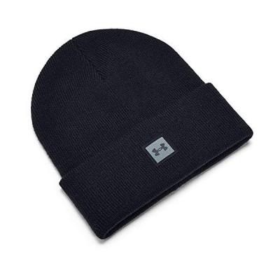 [アンダーアーマー] 帽子 UA Unisex Truckstop Beanie 001 日本 ONESIZE (FREE サイズ)【並行輸入品】