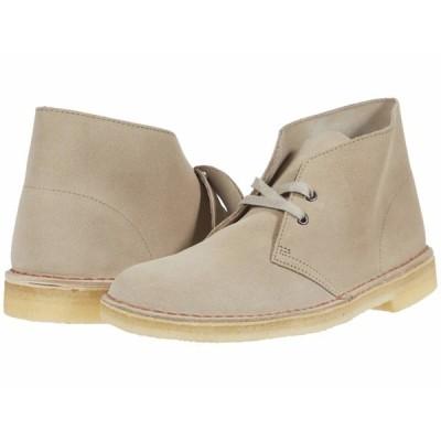 クラークス ブーツ&レインブーツ シューズ メンズ Desert Boot Sand Suede 1