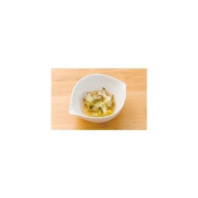 タナカフーズ)白菜のレモン風味和え本体60g たれ10g