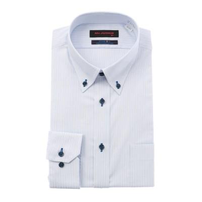 ボタンダウンスタイリッシュワイシャツ