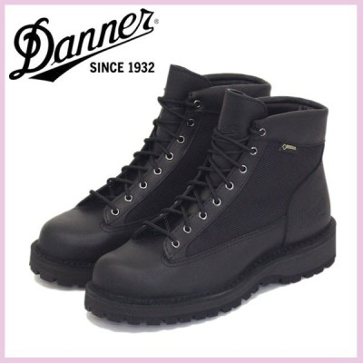 DANNER (ダナー) D121004 WS DANNER FIELD ダナーフィールド レディース ブーツ BLACK