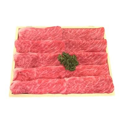 精肉専門店 つの田 国内産牛肉すき焼き用(肩ロース) 660g