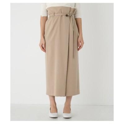 スカート squeeze the waist skirt<スクイーズザウエストスカート>