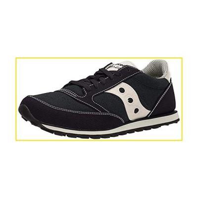 新品Saucony mens Jazz Low Pro Vegan Sneaker, Black, 11 M US並行輸入品