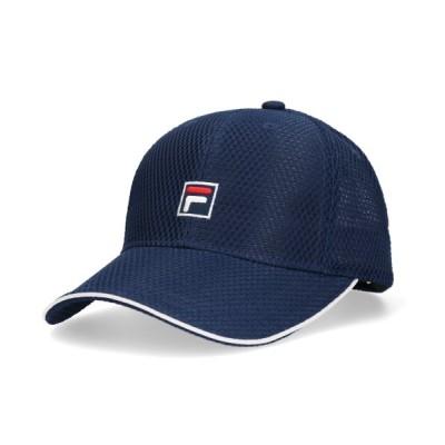 (FILA/フィラ)FILA ADLM CAP/ユニセックス ネイビー