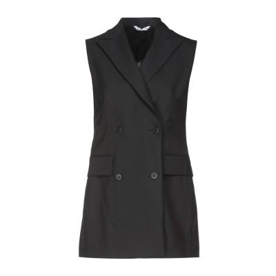 トネッロ TONELLO テーラードジャケット ブラック 42 バージンウール 100% テーラードジャケット