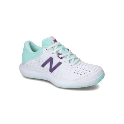 New Balance ニューバランス WCH696M4 2E WCH696M4 2E レディーステニスシューズ レディース WHITE/MINT 送料無料