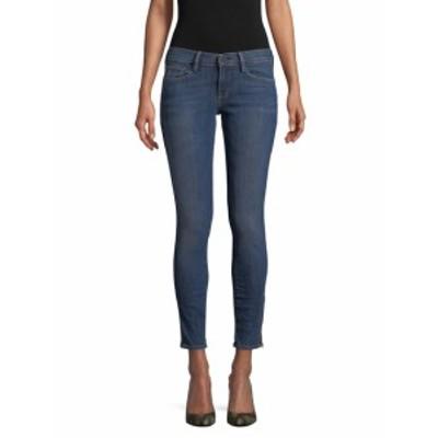 エティエンヌマルセル レディース パンツ デニム Cropped Skinny Jeans