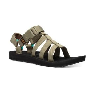 テバ レディース サンダル シューズ Women's Original Dorado Sandals Burnt Olive/waterfall