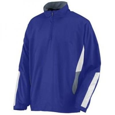 キッズ用サッカーグッズ スポーツ遊具  Drive Pullover - Style 3720 - Purple/Graphite/White - LARGE 正規輸入品