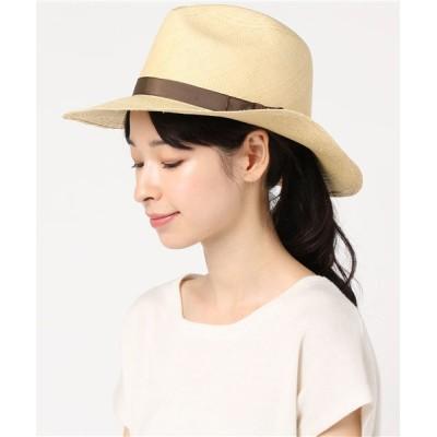 TITE IN THE STORE / ★【PANTROPIC / パントロピック】中折れパナマハット WOMEN 帽子 > ハット