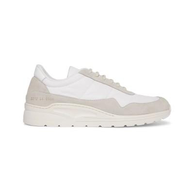 COMMON PROJECTS スニーカー&テニスシューズ(ローカット) ホワイト 43 紡績繊維 / 革 スニーカー&テニスシューズ(ローカット)
