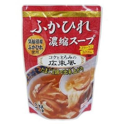 気仙沼ほてい ふかひれ濃縮スープ 200g×12p 広東風 代引不可