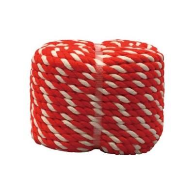 ユタカ アクリルロ−プ万能パック9φX30m紅白 115 x 165 x 165 mm MZ930