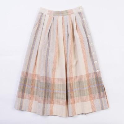 Liz Claiborne ウール プリーツスカート レディースS /wbh5629