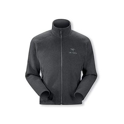 ARCTERYX Gothic Cardigan - Men's Jackets XXL Heathered Black