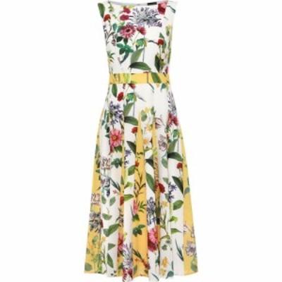 フェイズ エイト Phase Eight レディース ワンピース ワンピース・ドレス Trudy Patched Floral Dress Ivory Multi