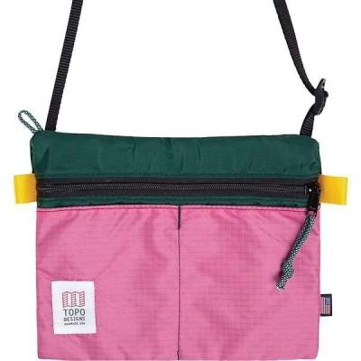 トポ・デザイン メンズ ショルダーバッグ バッグ Topo Designs Accessory Shoulder Bag