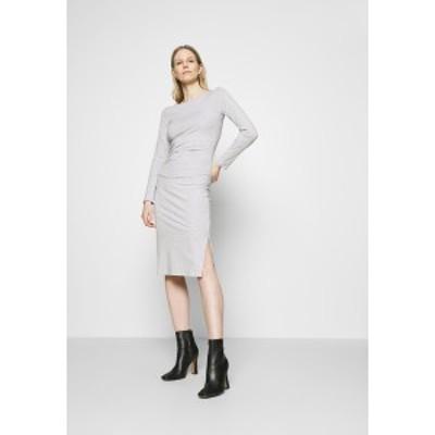 アンナフィールド レディース ワンピース トップス Shift dress - mottled light grey mottled light grey