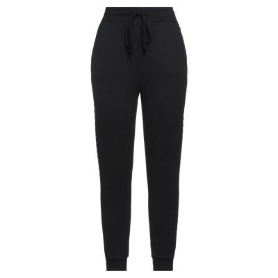 ラブ モスキーノ LOVE MOSCHINO パンツ ブラック S コットン 100% / ポリウレタン パンツ