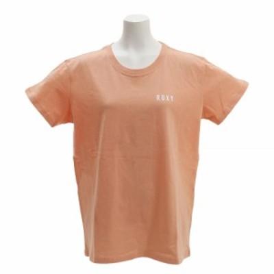 ロキシー(ROXY)Tシャツ 半袖 バックプリント 19SPRST191174PNK(Lady's)