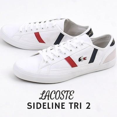 SIDELINE TRI 2 CMA045L 白 メンズ スニーカー カジュアル シューズ 靴