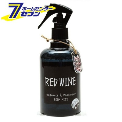ジョンズブレンド フレグランス&デオドラント ルームミスト 280ml レッドワイン OAJON0205 ノルコーポレーション