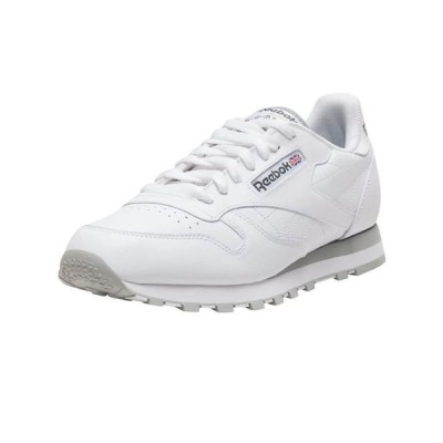 リーボック Reebok メンズ スニーカー シューズ・靴 CLASSIC LEATHER SNEAKER White