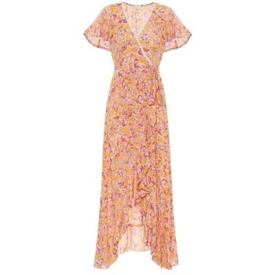 プーペット セント バース Poupette St Barth レディース ワンピース ワンピース・ドレス joe floral dress Yellow Rose