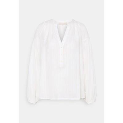 ヴァネッサ ブリューノ シャツ レディース トップス NIPOA - Blouse - white