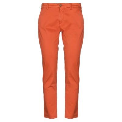 フォーティーウエフト 40WEFT パンツ 赤茶色 38 コットン 97% / ポリウレタン 3% パンツ