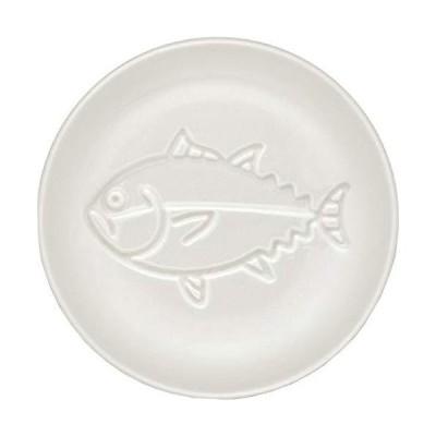 アルタ 小皿 鮪 (まぐろ) 径9cm 海鮮醤油皿 AR0604271