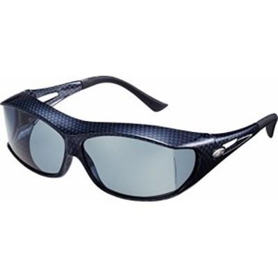 AXE(アックス) サングラス 悪天候・低光量時用 UVカット 偏光レンズ 180度以上視界確保 大型メガネ着用可能 収納ケース付き フレーム:カ