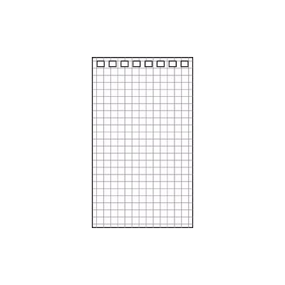リヒトラブ ツイストリングノート専用リフィル 方眼罫 A7メモサイズ 40枚 N-1660S