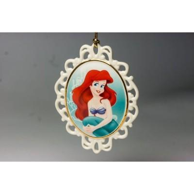 レノックス ディズニー 人魚姫アリエル・カメオ・オーナメント/Little Mermaid Ariel Cameo Ornament 821181