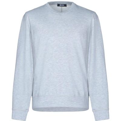 STILOSOPHY INDUSTRY スウェットシャツ グレー XL コットン 100% スウェットシャツ